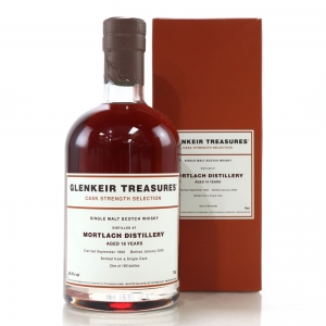Mortlach 1992 Glenkeir Treasures 16 Year Old