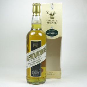 Glentauchers 1991 Gordon and Macphail Front