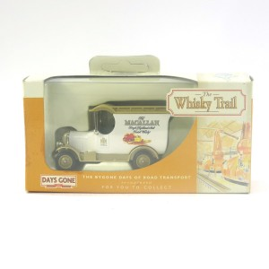 Macallan Whisky Trail Toy Car