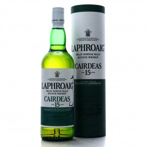 Laphroaig 15 Year Old Cairdeas / Friends of Laphroaig 2017 - Signed