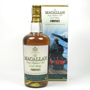 Macallan Decades - The Fourties
