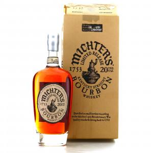 Michter's 20 Year Old Kentucky Straight Bourbon
