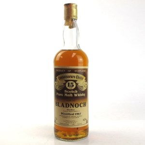 Bladnoch 1967 Gordon and MacPhail 15 Year Old / Pinerolo Imports
