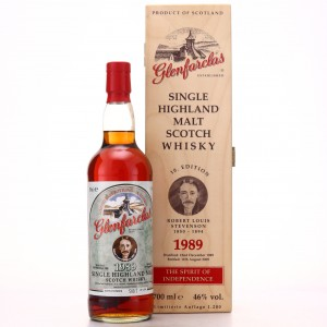 Glenfarclas 1989 Edition No.11 / Robert Louis Stevenson