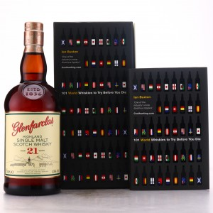 Glenfarclas 21 Year Old with 101 Whiskies to Try Before You Die by Ian Buxton
