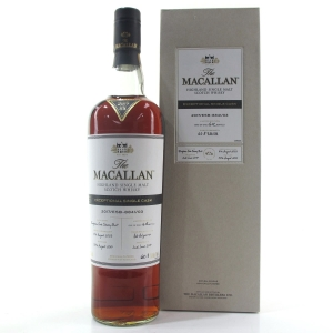 Macallan 2003 Exceptional Cask #8841 / US Import 75cl