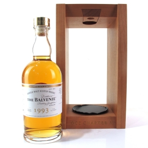 Balvenie 1993 DCS Compendium 23 Year Old Chapter #3