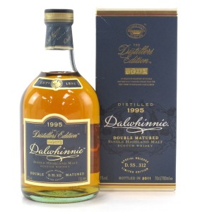 Dalwhinnie Distillers Edition 1995
