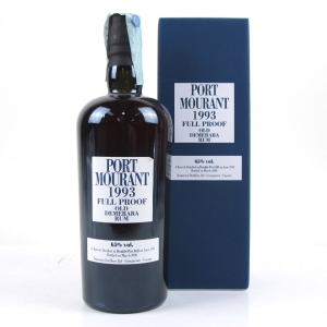 Port Mourant 1993 Full Proof 12 Year Old