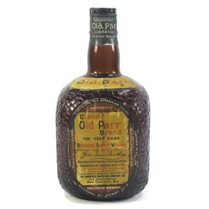 Grand Old Parr Circa 1950s / US Import
