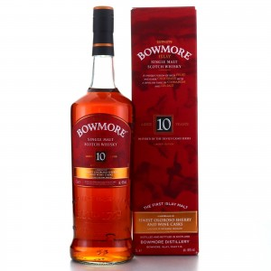 Bowmore 10 Year Old Devil's Casks Inspired 1 Litre