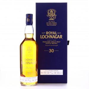 Royal Lochnagar 1988 Single Cask 30 Year Old / The Prince's Foundation