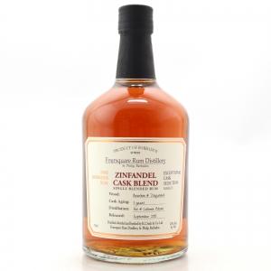 Foursquare 11 Year Old Zinfandel Cask Blend Rum 75cl / US Import