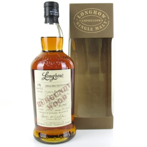 Longrow 1997 Burgundy Wood 14 Year Old