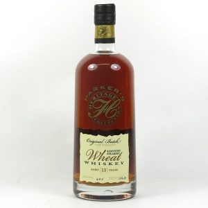Parker's Heritage Collection Wheat Whiskey 13 Year Old 75cl front