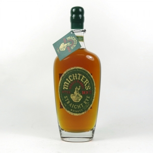 Michter's 10 Year Old Straight Rye 75cl front