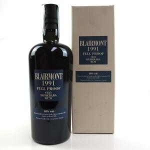 Blairmont 1991 Full Proof 15 Year Old Guyana Demerara Rum