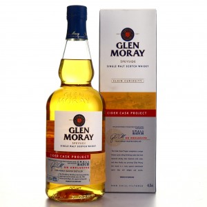 Glen Moray Cider Cask Project / UK Exclusive
