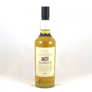 Bladnoch 10 Year Old Flora and Fauna Front