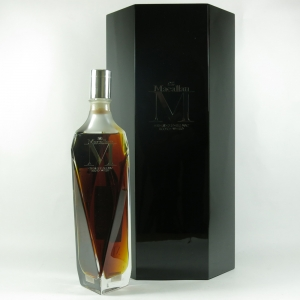 Macallan M front with box