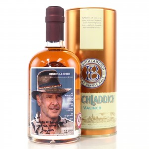 Bruichladdich 1991 Valinch 18 Year Old 'The Temple of Drams'