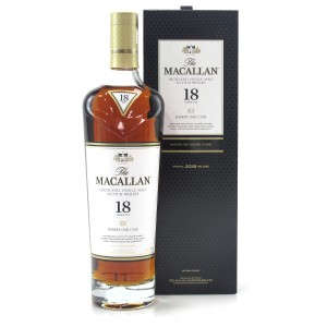 Macallan 18 Year Old 2018 Release