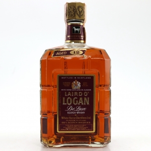 Laird o' Logan 12 Year Old Deluxe Scotch Whisky circa 1970s
