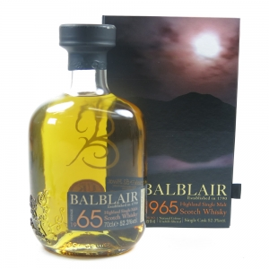 Balblair 1965 Front