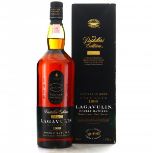 Lagavulin 1989 Distillers Edition 1 Litre