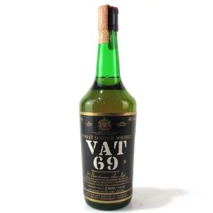Vat 69 1980s / SILVER Import
