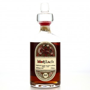 Mortlach 1939 Gordon and MacPhail 50 Year Old 'Book of Kells'