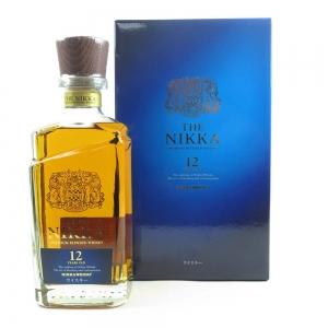 The Nikka 12 Year Old Premium Blend