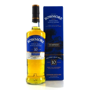 Bowmore 10 Year Old Tempest Batch #4