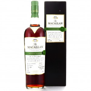 Macallan 1995 Easter Elchies 2009