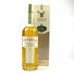 Imperial 1979 Gordon and Macphail Front