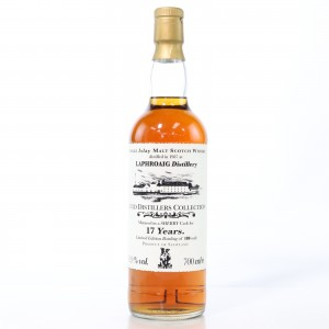 Laphroaig 1987 Jack Wiebers 17 Year Old / Auld Distillers Collection