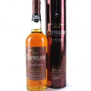 Clynelish 1997 Distillers Edition 2011