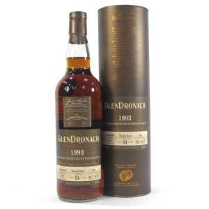 Glendronach 1993 Single Cask 24 Year Old #669 / Hong Fu Exclusive