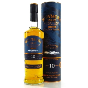 Bowmore 10 Year Old Tempest Batch #2