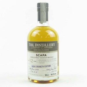 Scapa 2003 Cask Strength Edition 12 Year Old