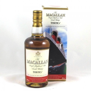 Macallan Decades - The Thirties - Front