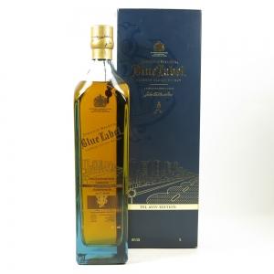 Johnnie Walker Blue Label Tel Aviv Limited Edition 1 Litre