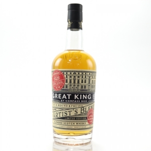 Compass Box Great King Street Single Cask Artist's Blend / Bresser & Timmer 25th Anniversary