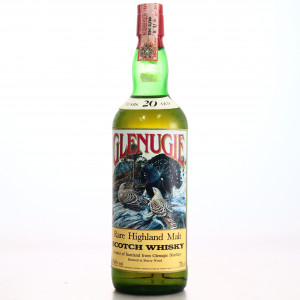 Glenugie 1968 Sestante 20 Year Old Cask Strength Sherry Wood