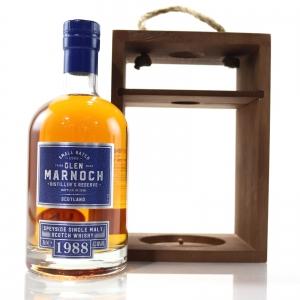 Glen Marnoch 1988 Distiller's Reserve Speyside Single Malt