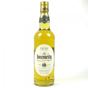 Inverarity 10 Year Old Front