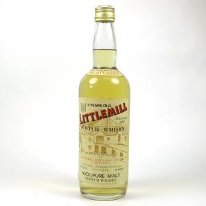 Littlemill 5 Year Old 1970s Front