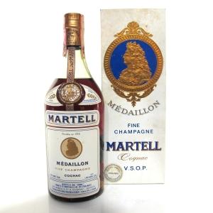 Martell Medaillon Fine Champagne Circa 1960s/1970s