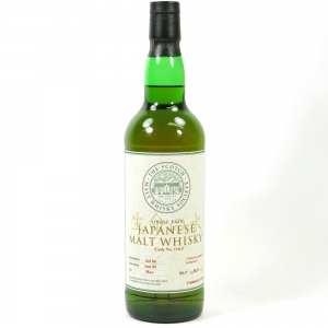 Yoichi 1986 SMWS 18 Year Old 116.5 Front