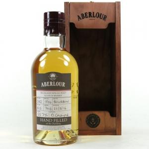 Aberlour 15 Year Old Hand Filled Bourbon Cask